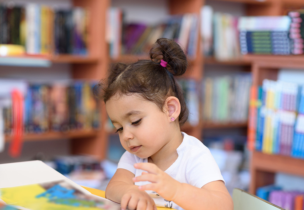 Parenting Library and Lending Library On-site To Help You Out