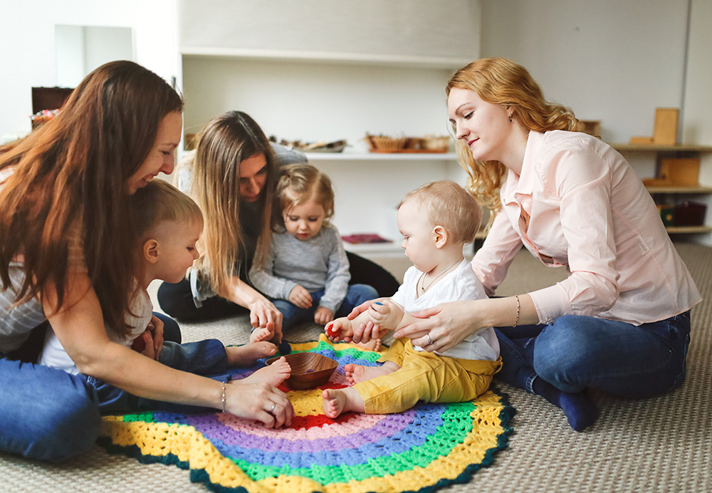 Infant Teachers Provide Your Baby with Foundations to Learn