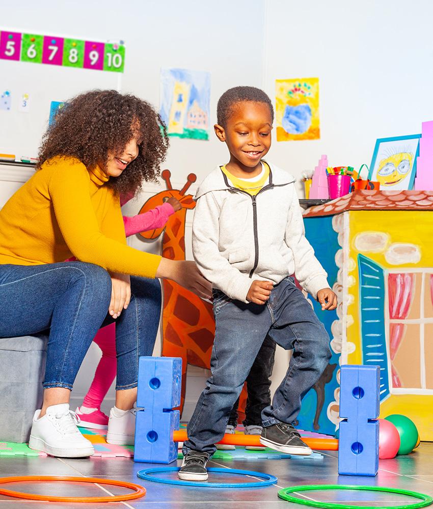A Blended Curriculum For Kindergarten Success