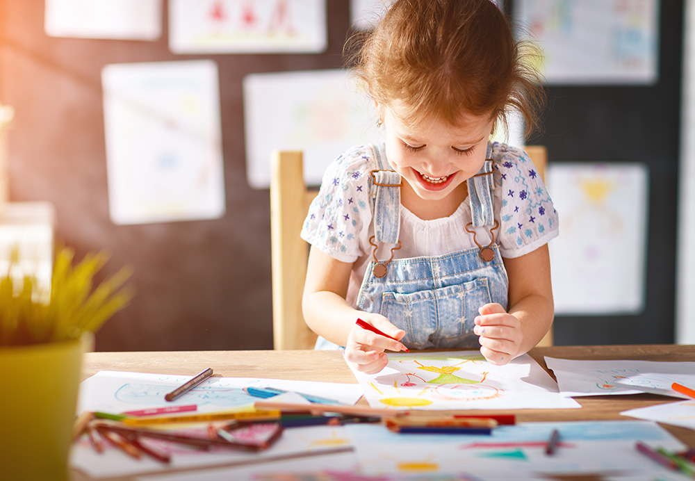 Encouraging Creativity And Problem-Solving Boosts Confidence