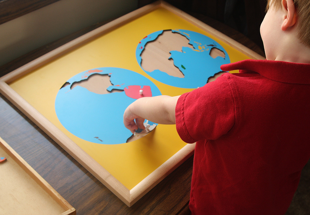 Hands-On, Montessori-Style Learning with the STEAM Curriculum