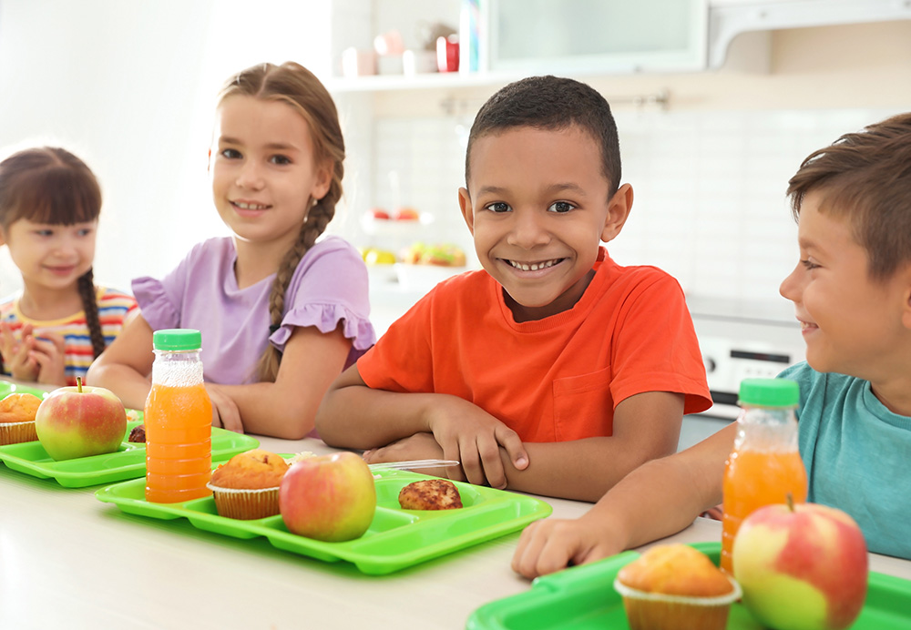 Healthy Food Fuels Your Little Learner