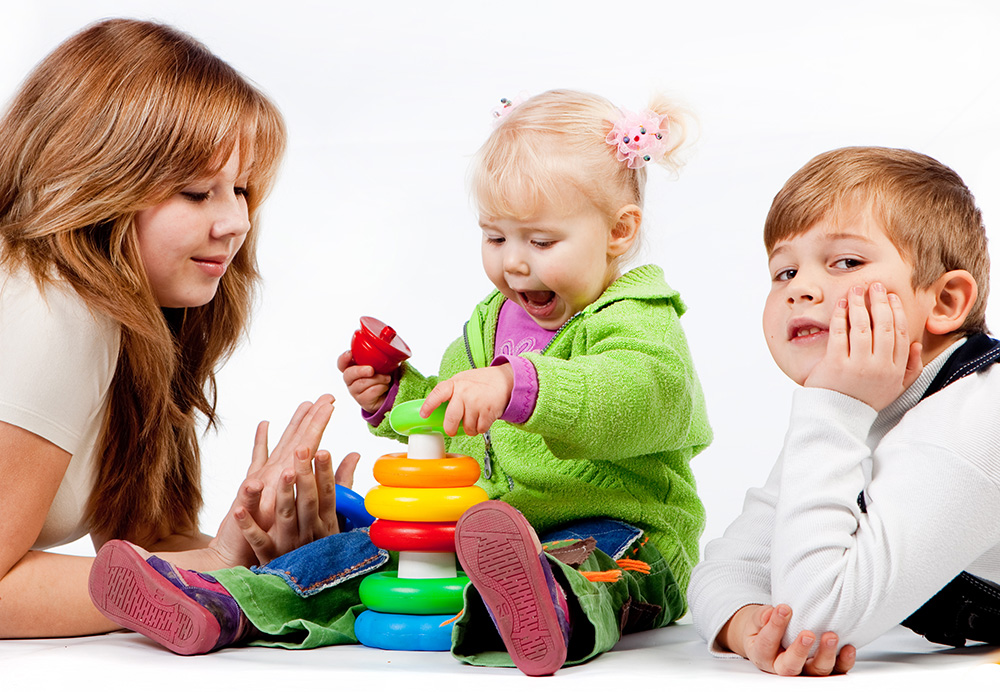 Helping Children Master Skills in A Non-Traditional Setting