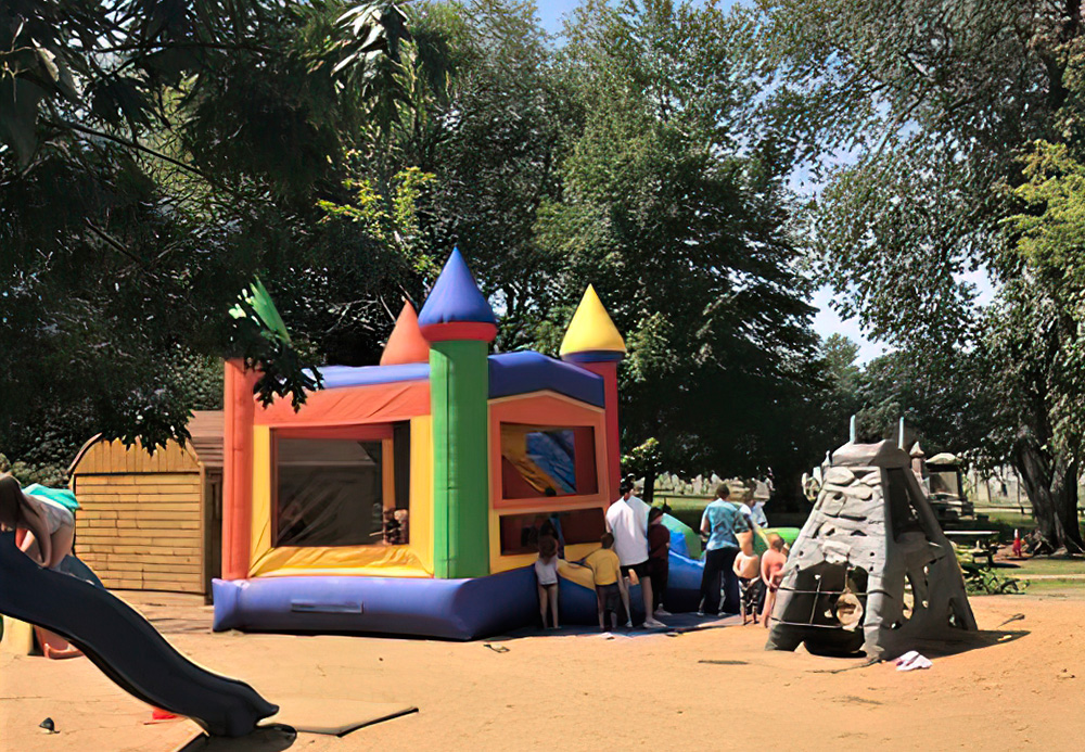 Safe and Fun Outdoor Play Every Day
